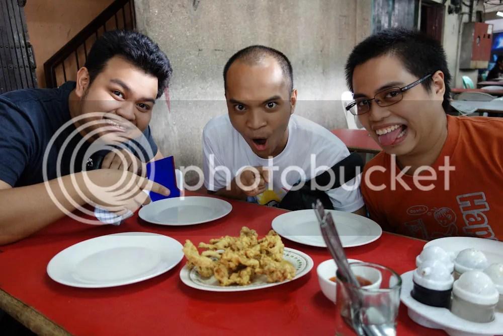 estero, frog legs, binondo, food trip, itinerary, things to do in manila