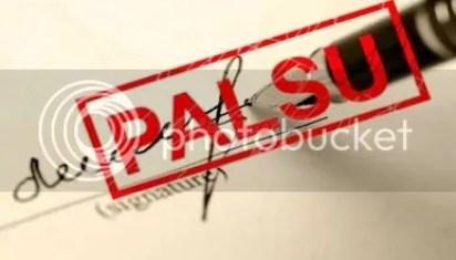 Diduga Kabag RT Palsukan LPJ Mamin Rp2,1 M