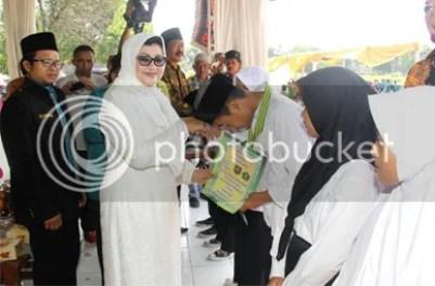 FKDT Gelar Wisuda Akbar Angkatan Ke-II MDT Se-Kabupaten Subang