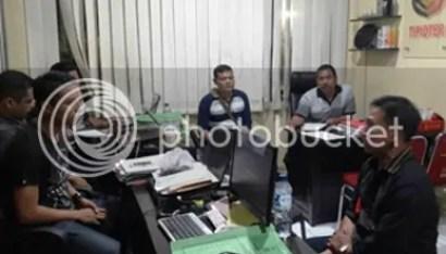 Jual Togel, Sekdes Parijatah Kulon Diamankan Polisi
