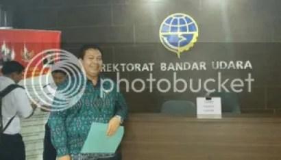 Ketidakjelasan Lokasi Bandara Buleleng, Komisi II DPRD Buleleng Temui Dirjen Bandar Udara Kemenhub