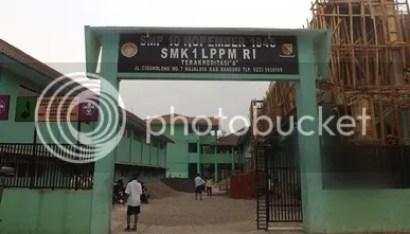 SMK LPPM-RI Gelar Acara Perpisahan