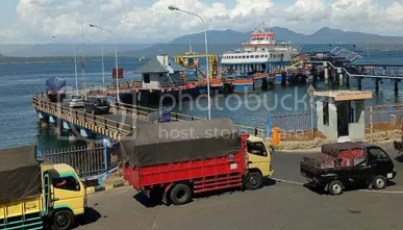 Tarif Tiket Penyeberangan Ketapang-Gilimanuk Naik
