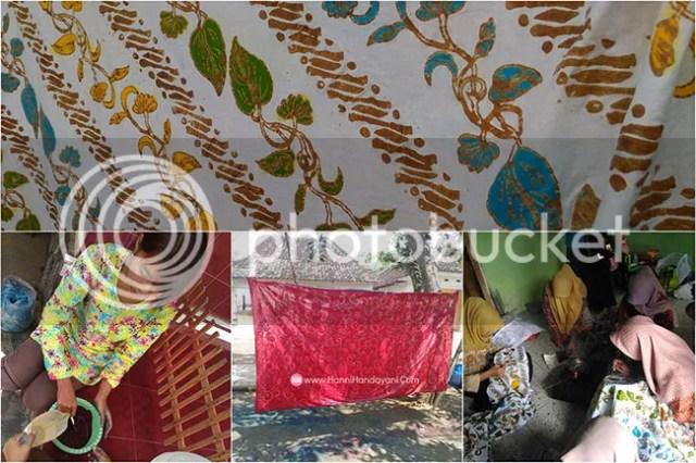 Sentra Batik Keboncandi