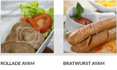 Produk Olahan Daging Ayam Fiva Food