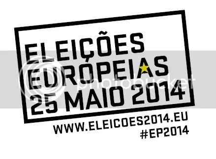 Eleições Europeias 2014 -  logo