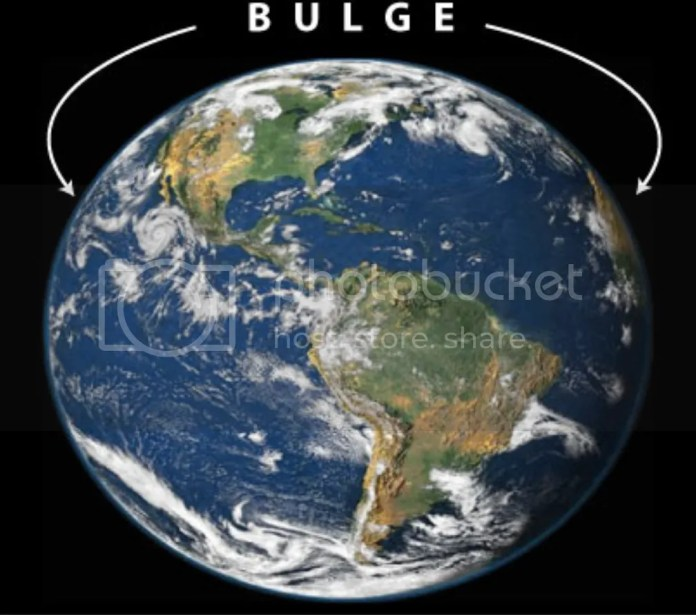 Image result for exact shape of earth