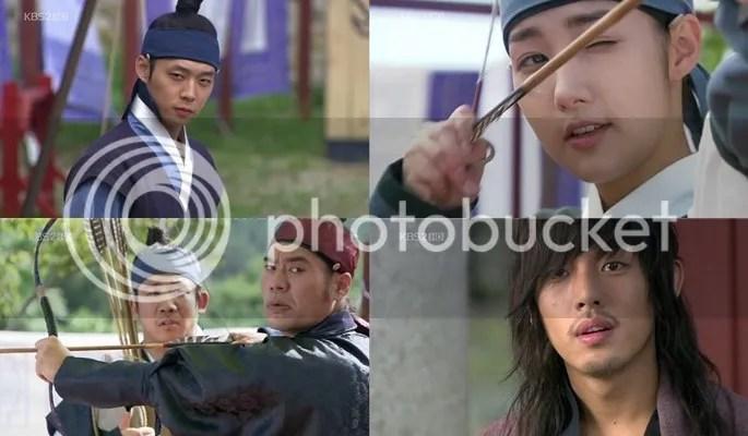 Sinopsis Sungkyukwan Scandal Episode 6
