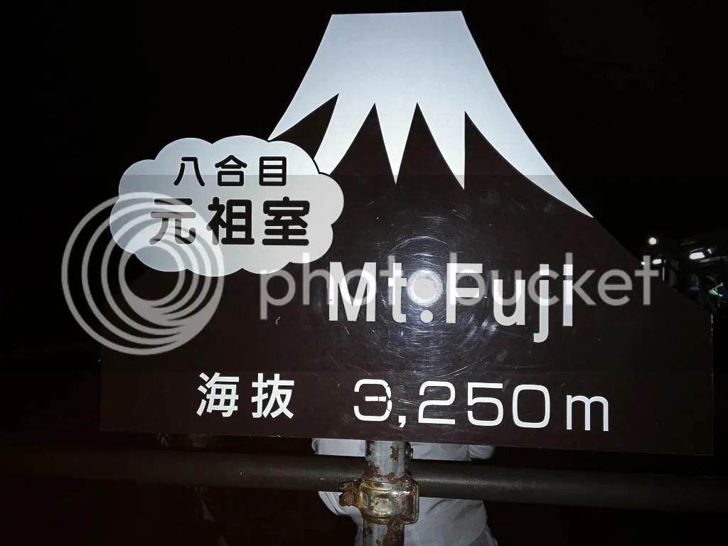 Fuji Marker