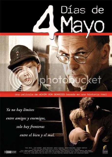 4 dias de mayo cartel