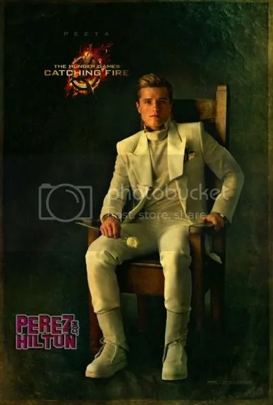 Josh Hutcherson como Petta