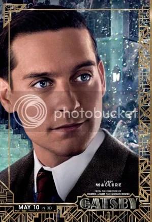 Tobey Maguire El gran Gatsby