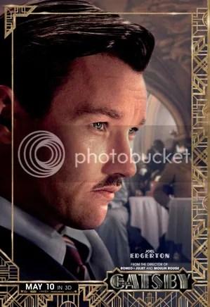 Joel Edgerton El gran Gatsby