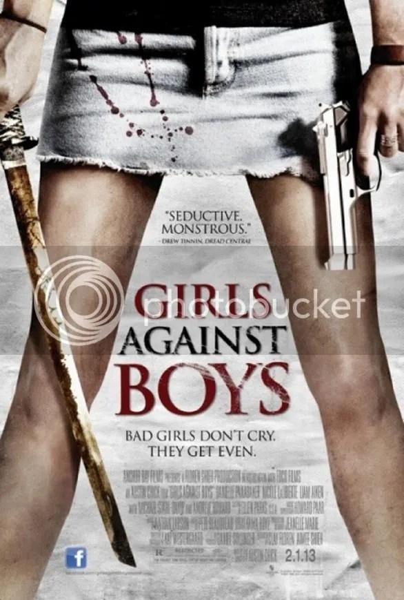 Poster de Girls Against Boys
