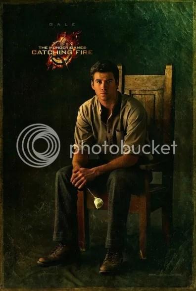 Liam Hemsworth como Gale