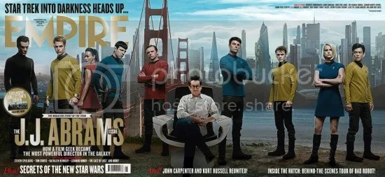Empire Cover Star Trek
