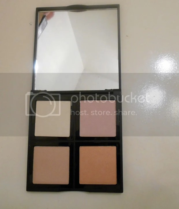 elf illiminating palette review