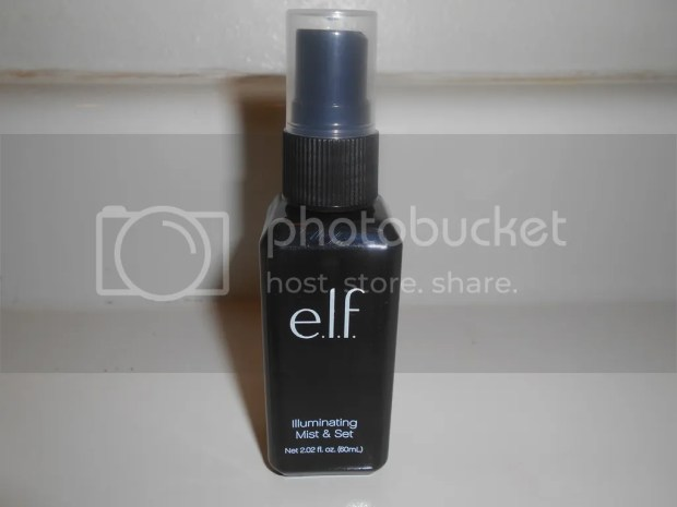 e.l.f. illuminating mist & set review