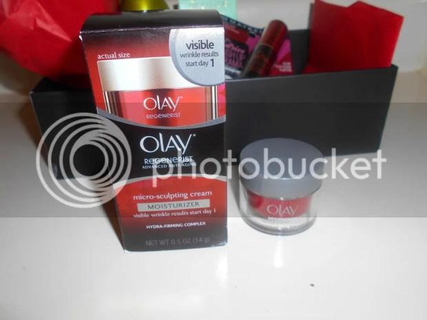 target beauty box olay