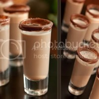 Day 134 : Nutella Shots