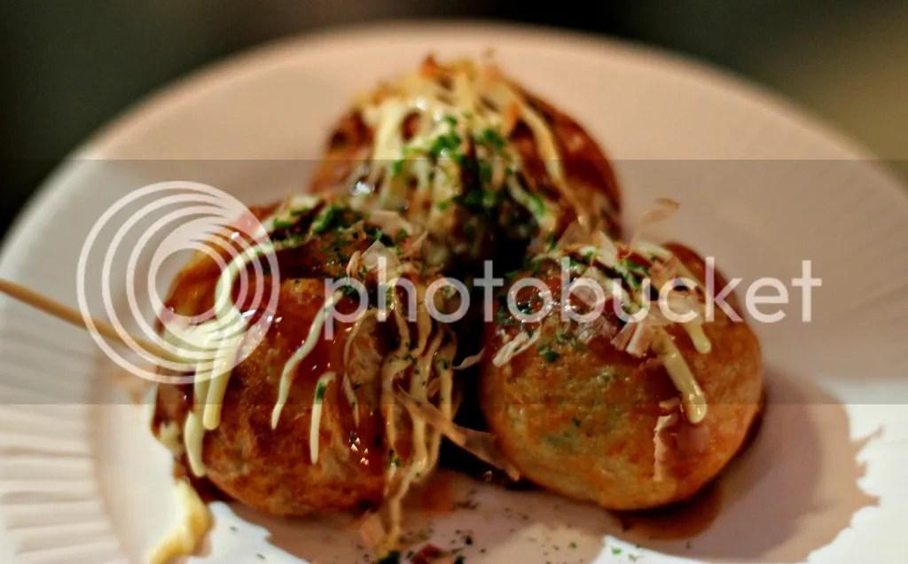 Takoyaki - Japan