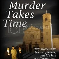 PIC VBT Guest Post & Review: Murder Takes Time by Giacomo Giamatteo + GIVEAWAY!!!