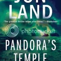 PICT Showcase & Interview: Pandora's Temple by Jon Land