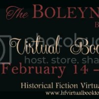 HFVBT Spotlight & Giveaway: The Boleyn Bride by Brandy Purdy