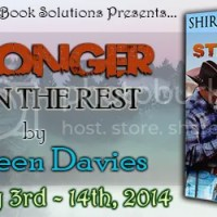 Juniper Grove Spotlight Tour: Stronger than the Rest by Shirleen Davies
