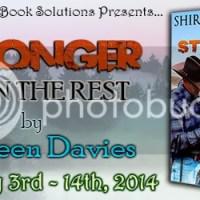 Juniper Grove Spotlight Tour: Stronger than the Rest by Shirleen Davies
