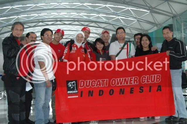 Day 1 - Departure - Airport Jakarta