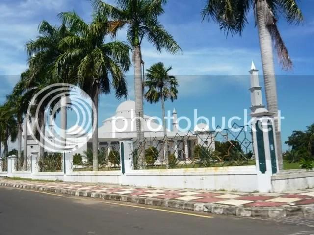 Day 1 - At Taqwa Mosque, Bengkulu