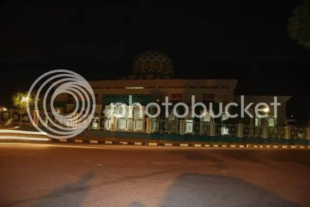 Mesjid Nurul Iman Padang
