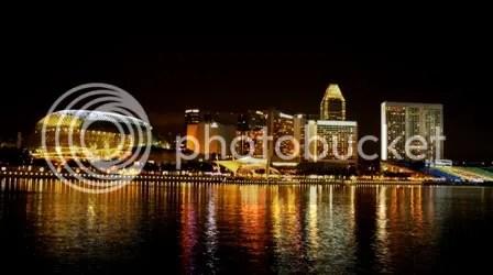 Singapore at night 03