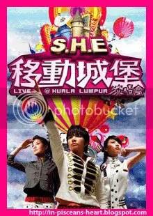 S.H.E Poster