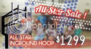 All Star,Basketball hoop,Goalsetter