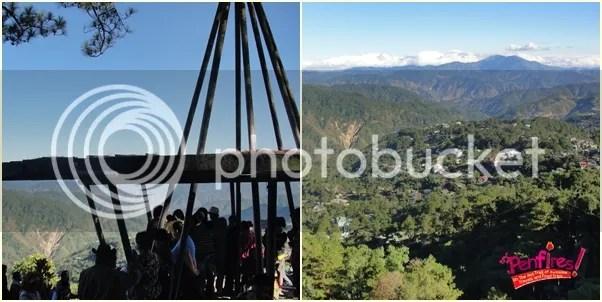 Baguio Tour - Mines View Park