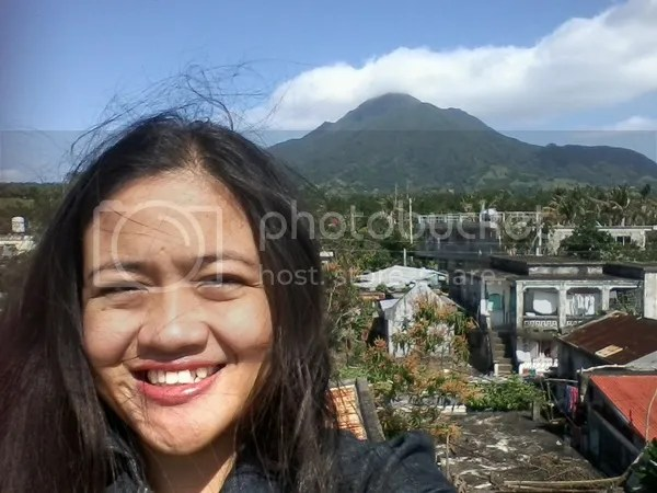 Mt Iraya Peak