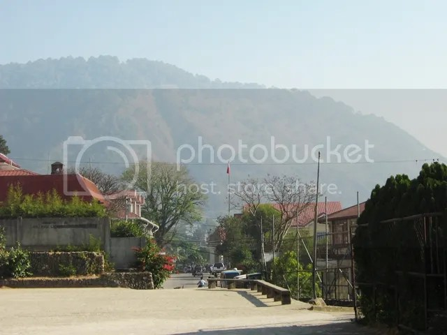 The City of Bontoc