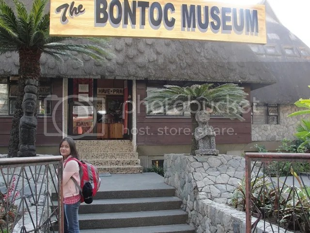 Philippine Travel Blogger in Bontoc