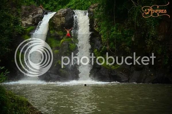 Chasing Waterfall