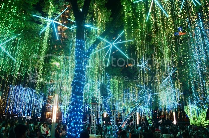 Ayala Triangle Gardens 2014 Christmas