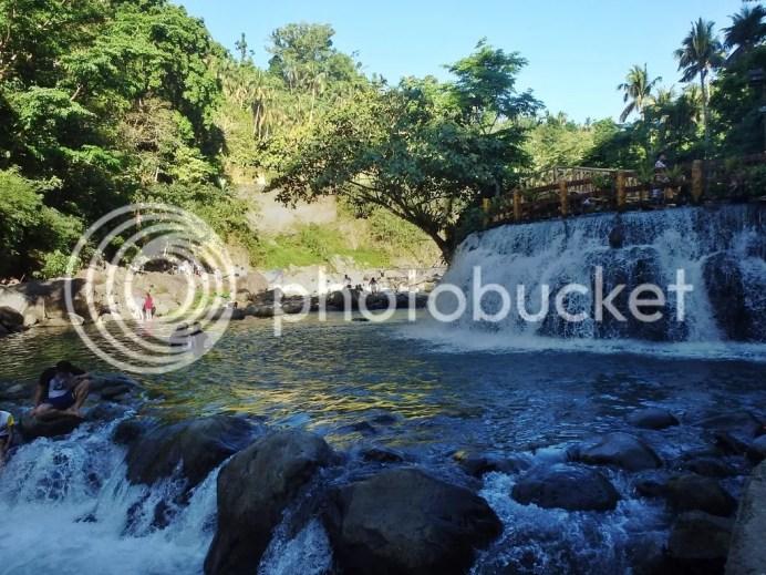 Man made waterfalls Dalitiwan