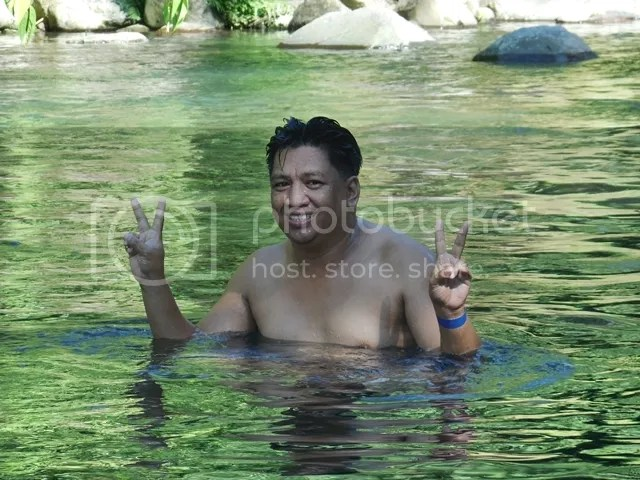 Dalitiwan Resort River Swimming