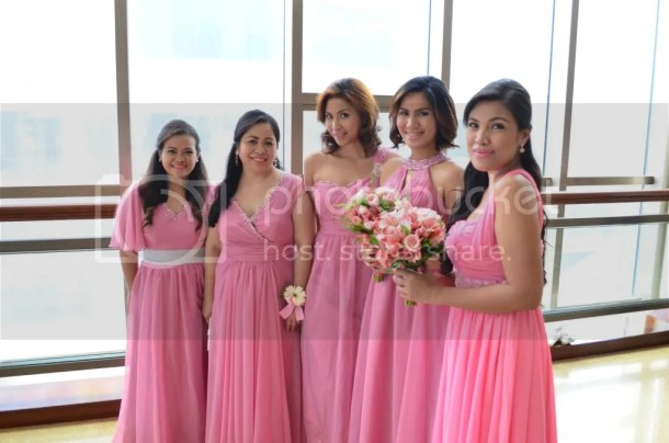Bridesmaid dresses made in Divisoria