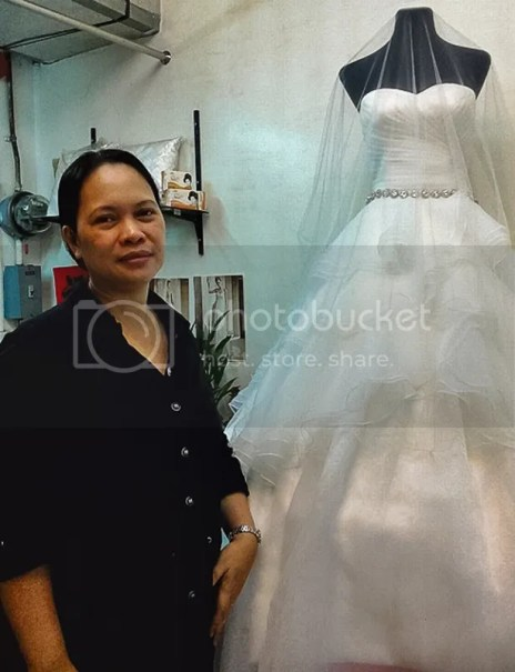 Divisoria wedding gown maker