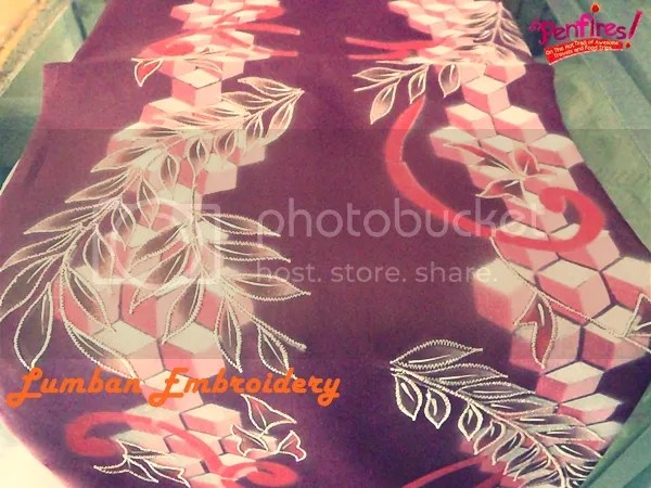 Embroidery - Table runners