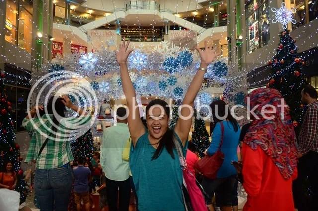 Pavillion Mall Kuala Lumpur Christmas Display