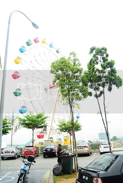 Ferris Wheel i-City Shah Alam