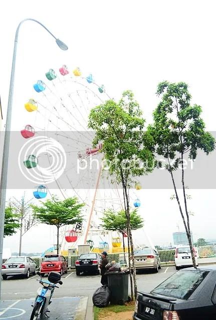 Ferris Wheel i-City Shah Alam
